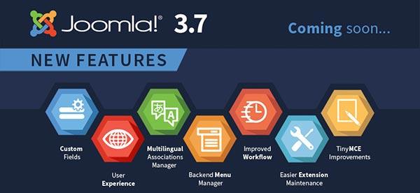 Próxima versão do CMS Joomla 3.7 está próxima