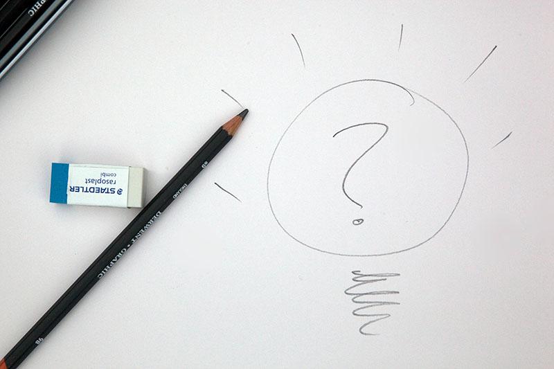 Imagem ilustrativas sobre designer e UX e criatividade